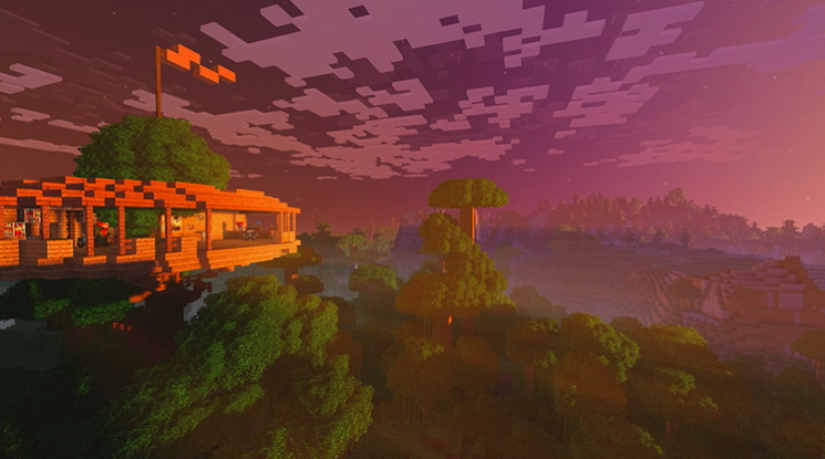 Minecraft's Upgraded Look Is So Special, They Made a Glee