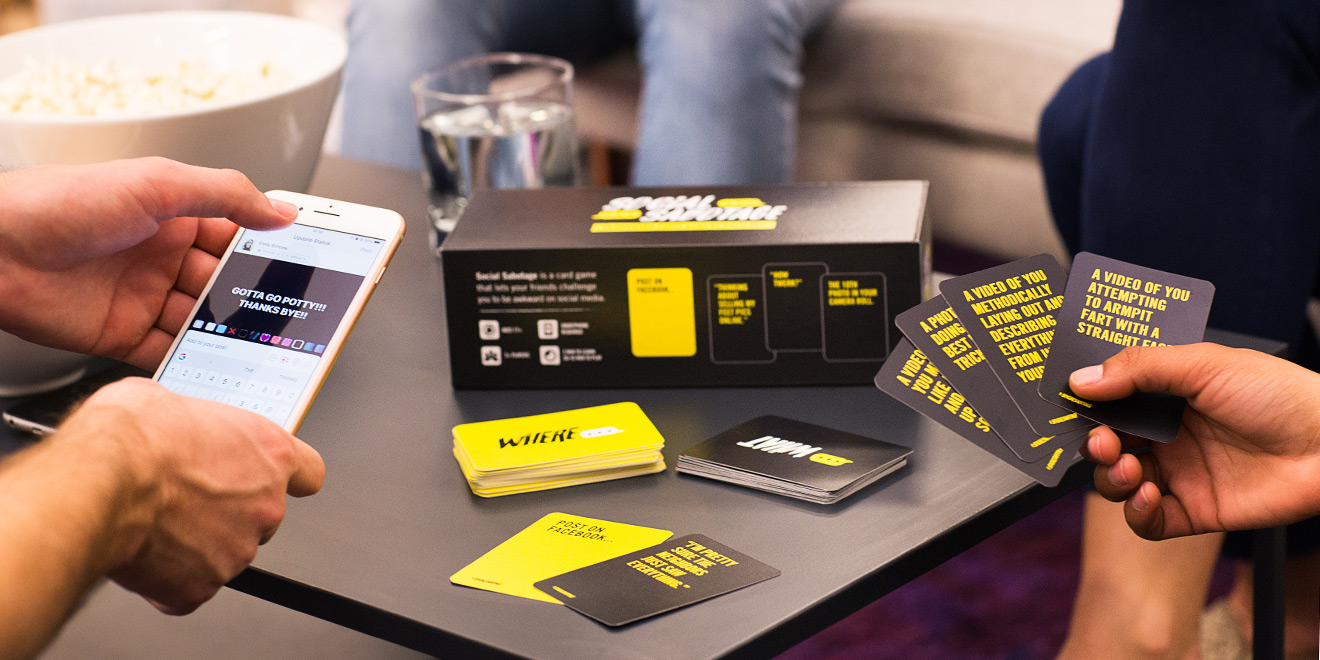 BuzzFeed Launches a Social-Inspired Board Game in