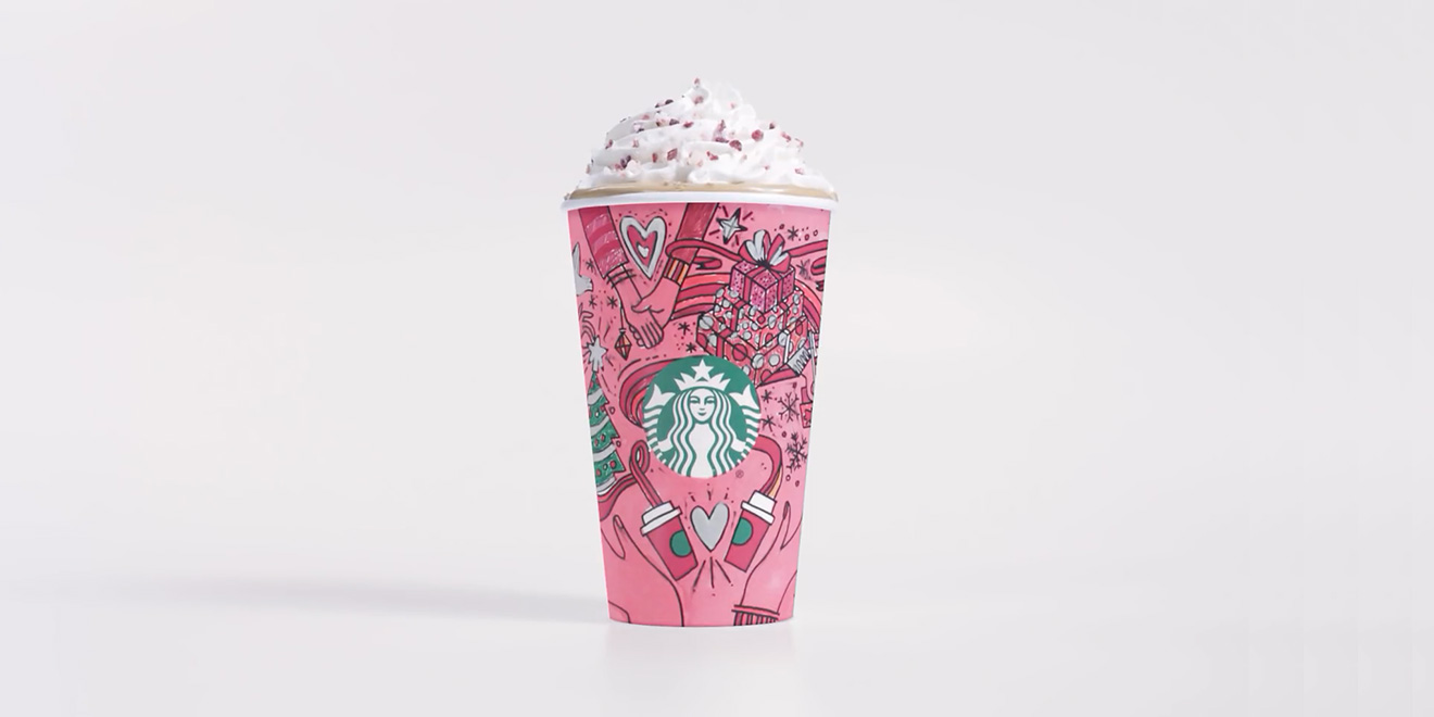 If This Year\'s Starbucks Holiday Cups Are Controversial, It Will Be ...