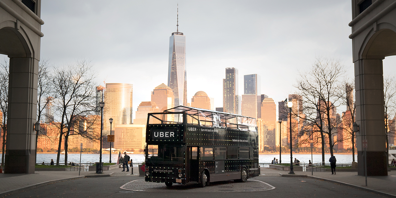 Uber and Visa Created a Sweet NYC Dining Experience on a Double