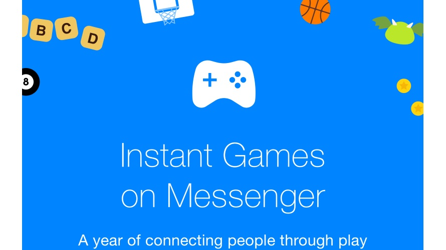 Facebook Says Happy Birthday to Instant Games With New Games and Features