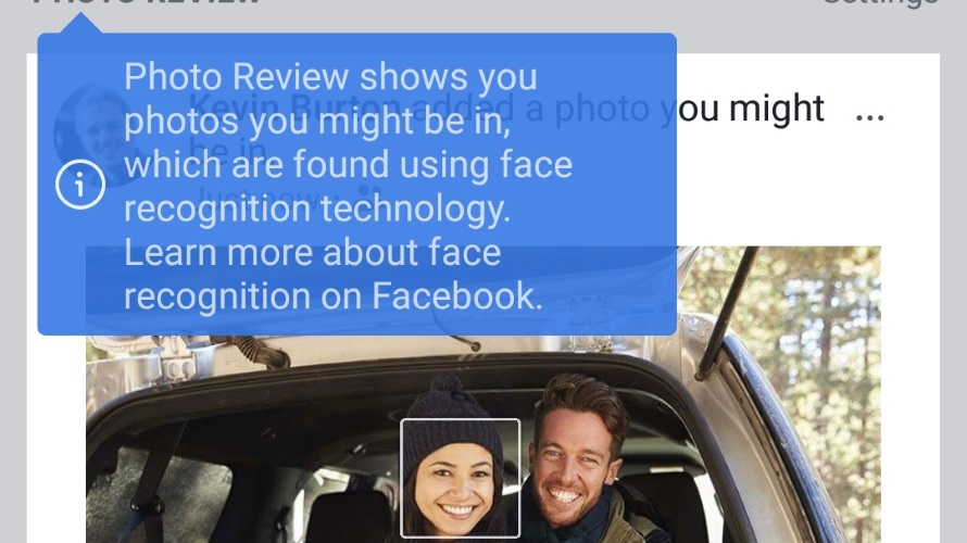 Facebook: Here's How to Opt Out of Facial-Recognition Features