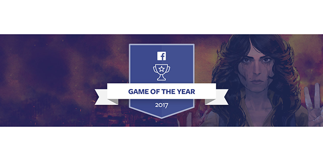 Facebook Revealed Its Games of the Year for 2017