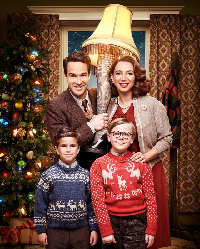 fox unwraps ad innovations and teams with old navy for a christmas story live adweek