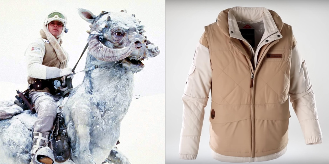 e5c5a5d08 Columbia Created a Line of 'Empire Strikes Back' Jackets and Sold ...