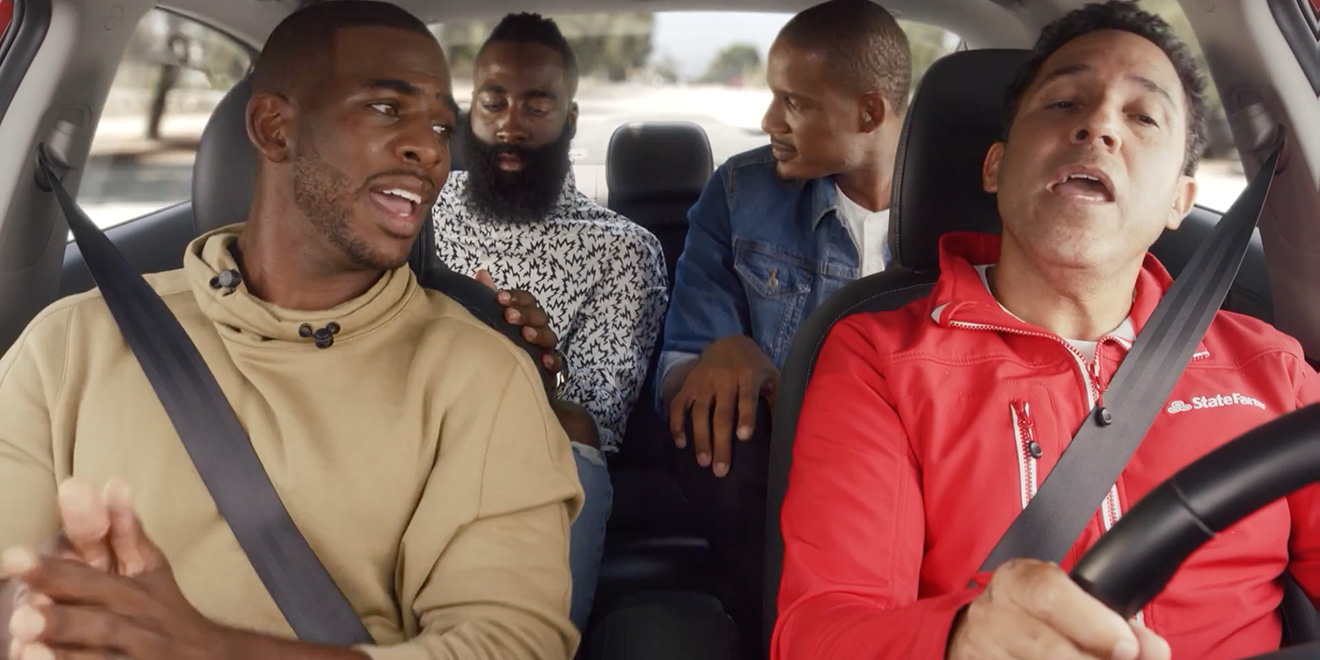 Chris Paul, James Harden Sing Along to the Backstreet Boys for State