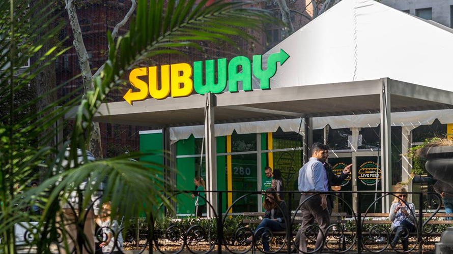 Subway Consolidates North America Media and Creative With