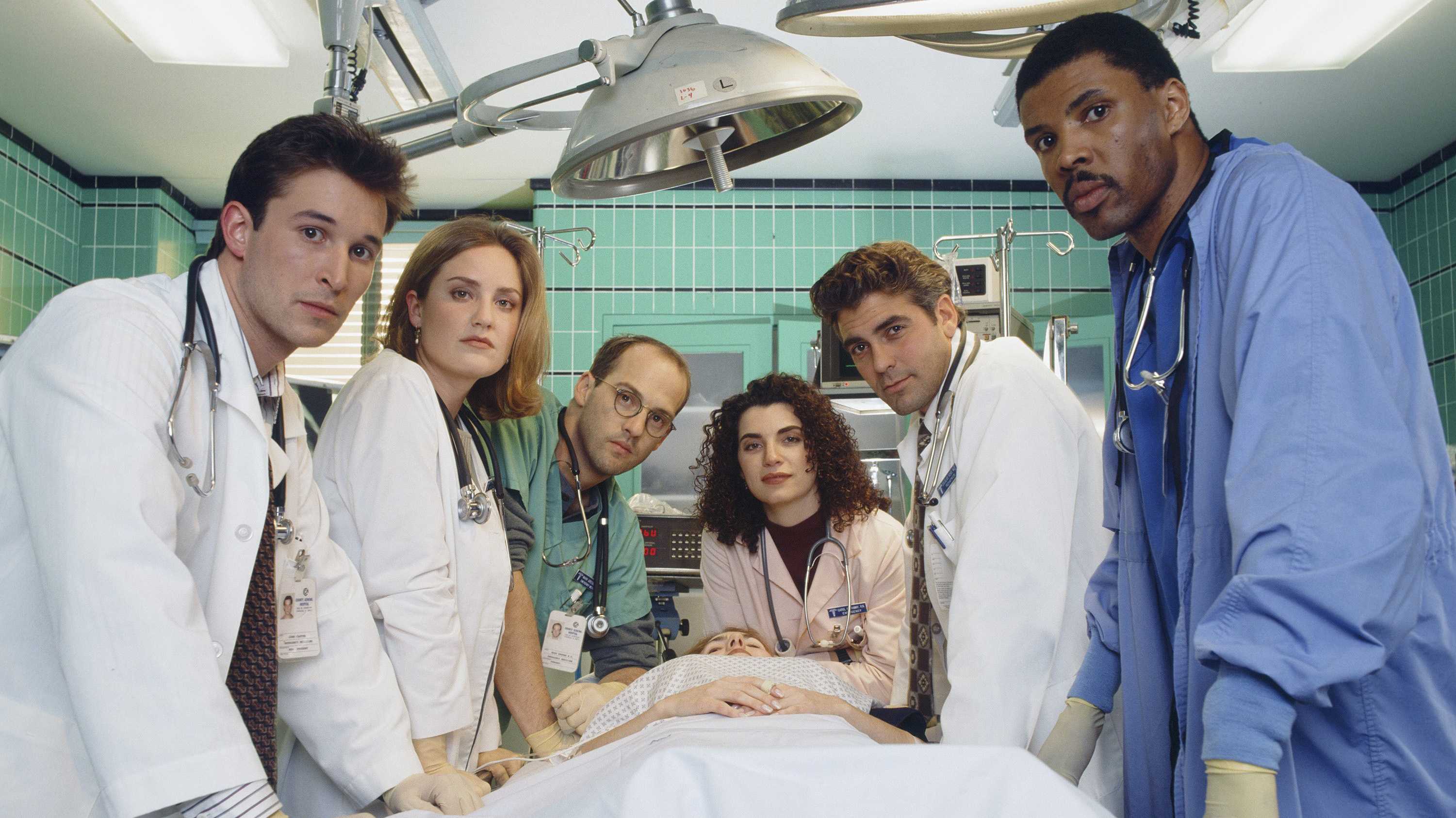Hulu Snaps Up Streaming Rights to ER—As Well As George