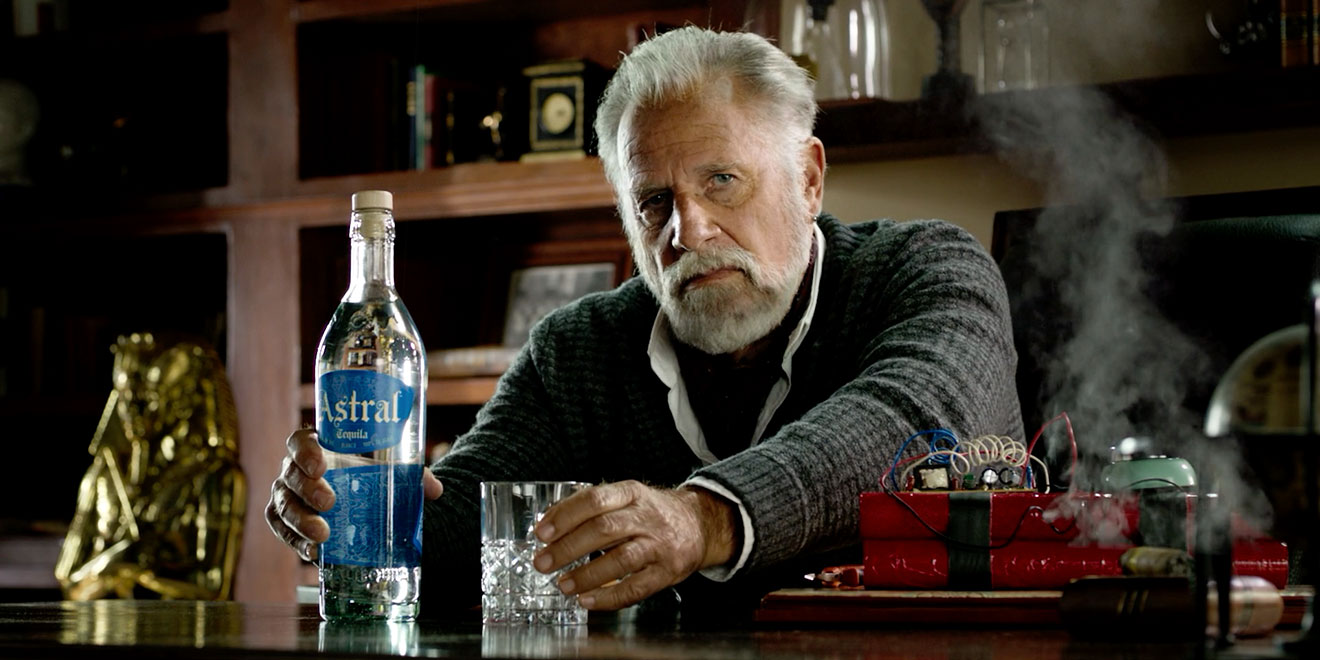 jonathan goldsmith s first big campaign for astral tequila is most