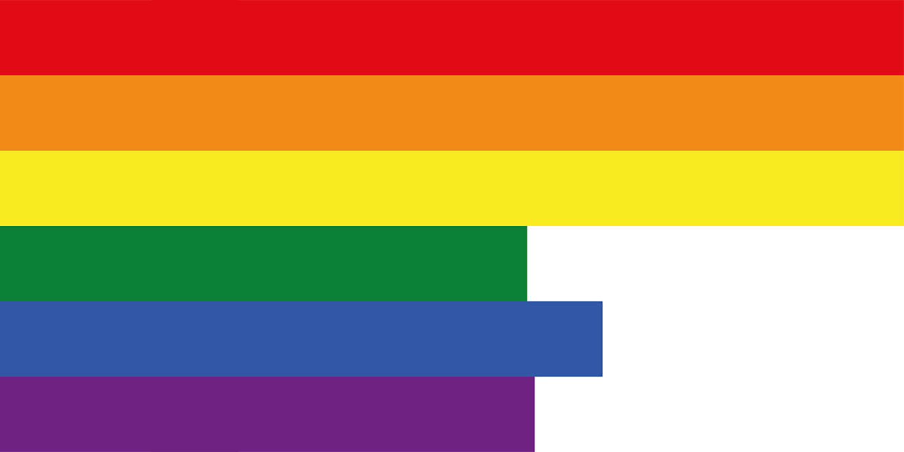 Fcb Six Turned The Pride Flag Into A Data Slider To Help