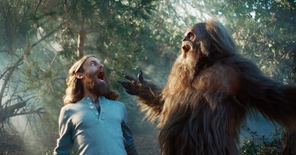Jack Link's Sasquatch Rediscovers His Wild Side in Super ...
