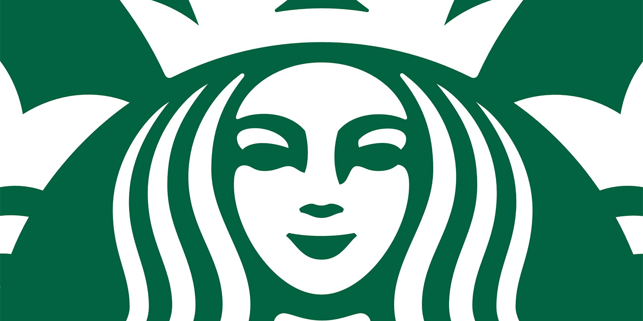 how a hidden design flaw makes the starbucks logo look perfect adweek