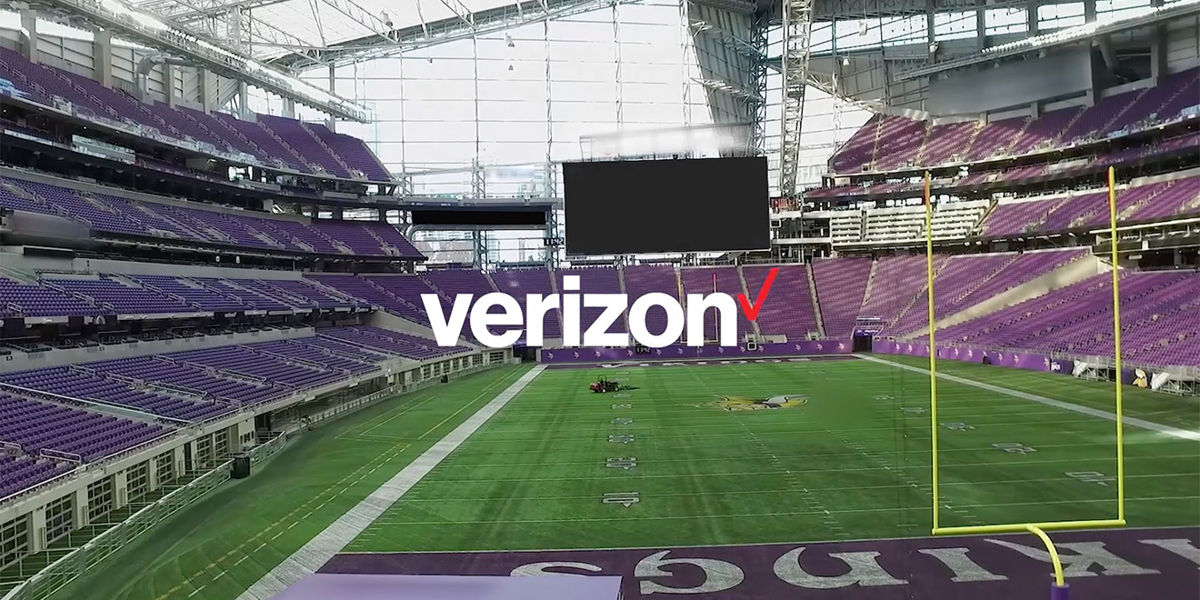 Verizon Shows What It Took To Wire Us Bank Stadium For 73000 Fans - Diseos-para-uas