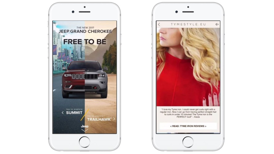 With Facebook's News Feed Changes, Canvas Ads Take Center Stage – Adweek