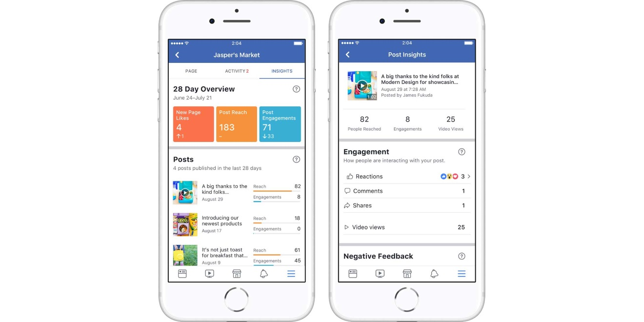 how facebook is changing the way it reports organic reach for page