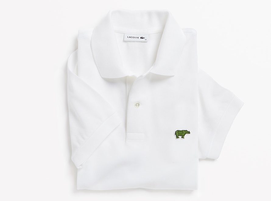 Lacostes Iconic Crocodile Makes Room For 10 Endangered Species On