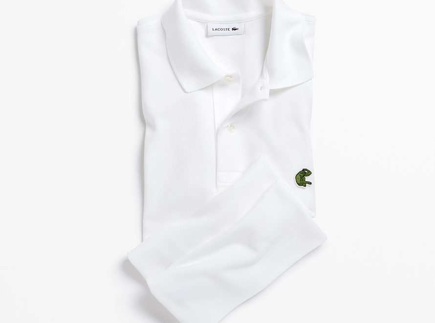 6d2e8c4b6b11 Lacoste s Iconic Crocodile Makes Room for 10 Endangered Species on ...
