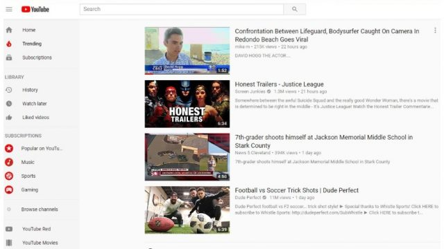 YouTube Vows to 'Improve Our Systems' After Conspiracy Video Rises