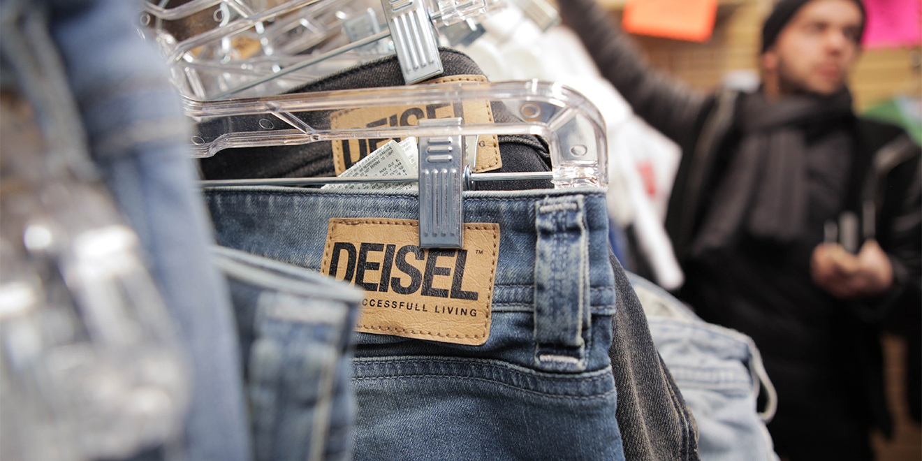 Why Diesel Opened a Deceptive NYC Pop-Up Store Selling Knockoffs of