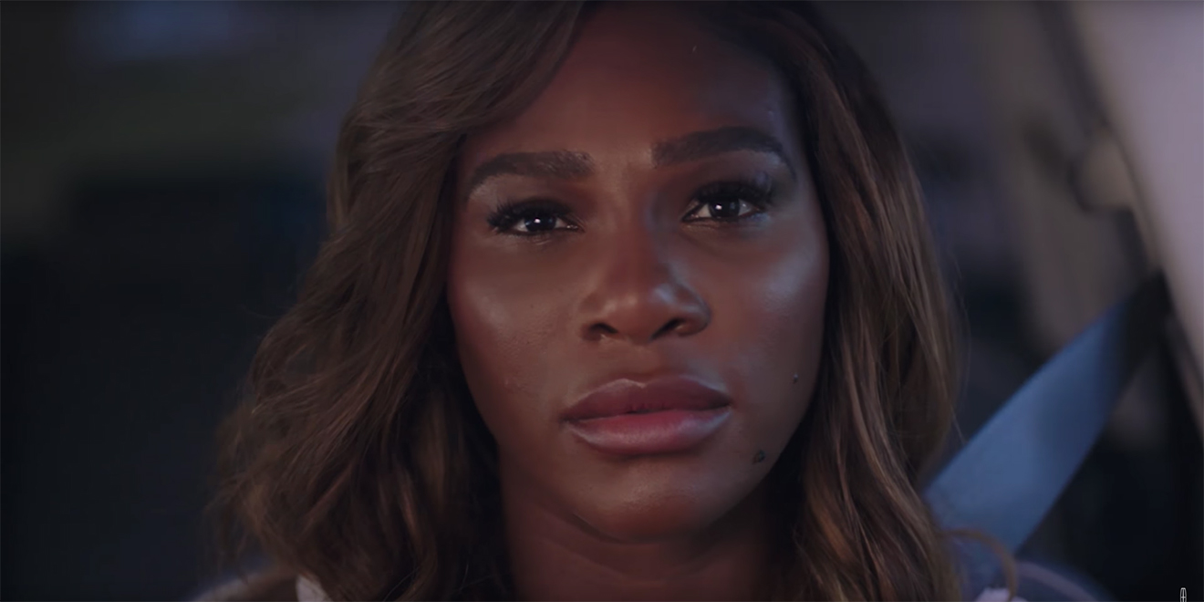 Serena Williams Looks Toward The Future In Her First Full Lincoln Ad