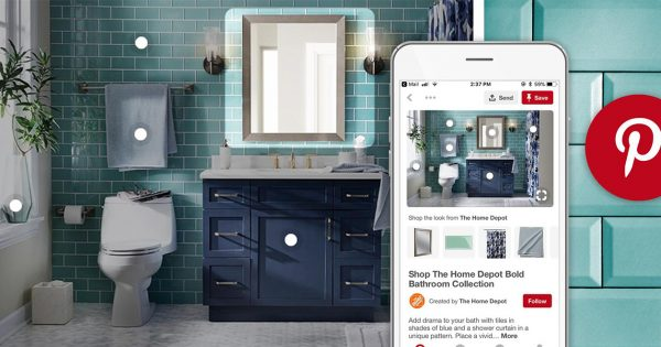 Home Depot Is Building Out Visual Discovery And Shopping On