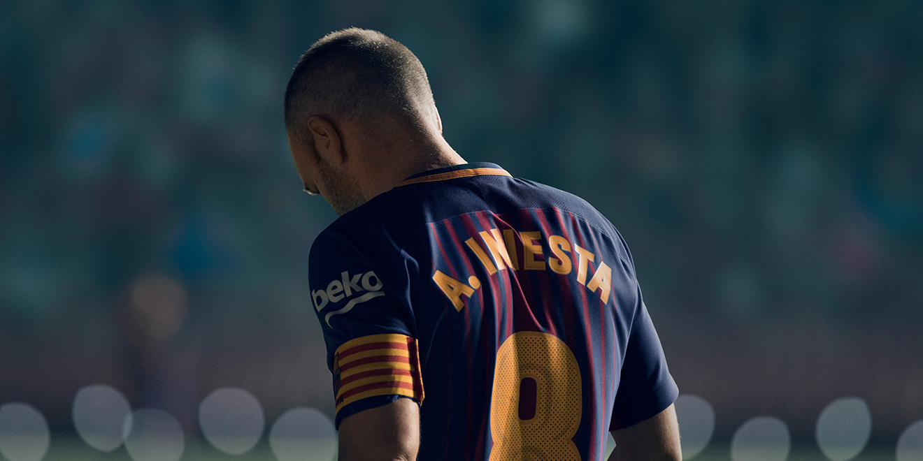 Nike salutes fc barcelona and the catalan culture in flashy ad by celebrating a 20 year partnership with the soccer club stopboris Choice Image