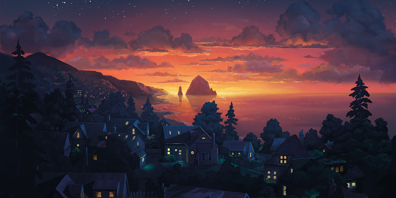 w k s delightful animated film captures the magic of oregon in