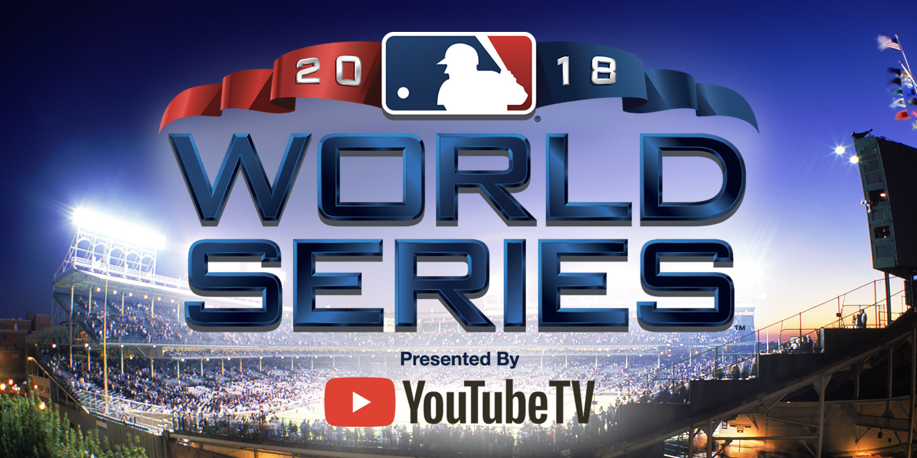 Image result for mlb world series 2018 live pic logo