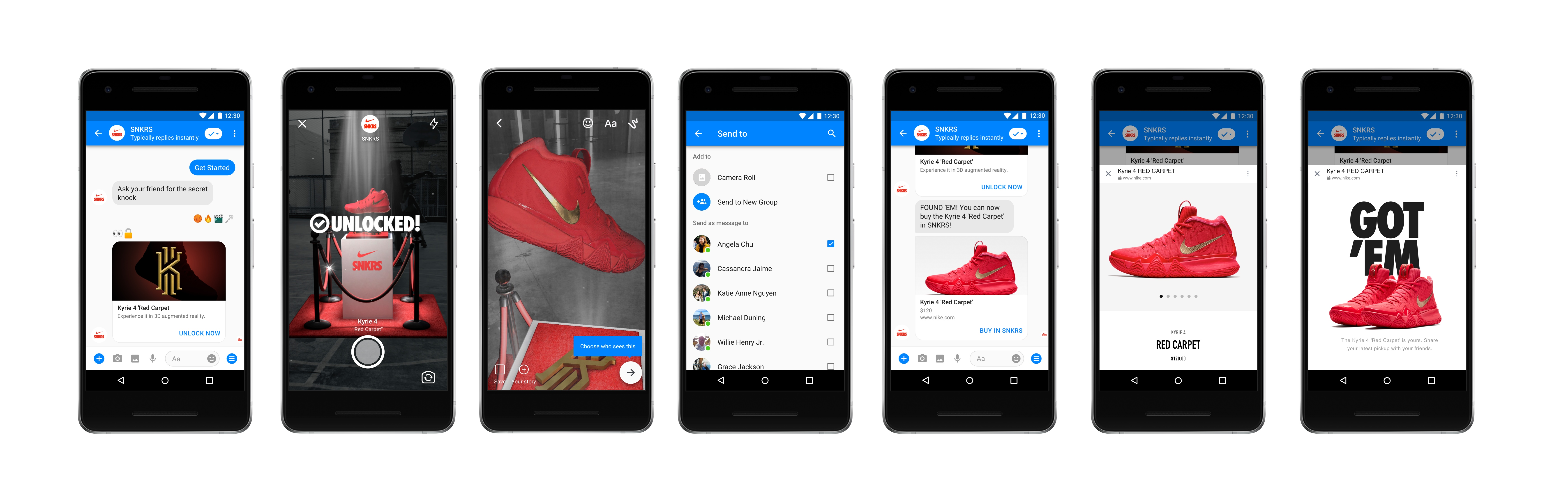 Facebook Messenger Platform Welcomes Augmented Reality – Adweek