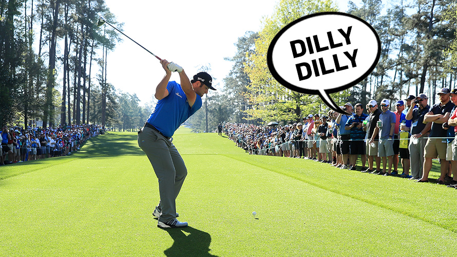 Yelling Dilly Dilly Is Banned At The Masters And Bud