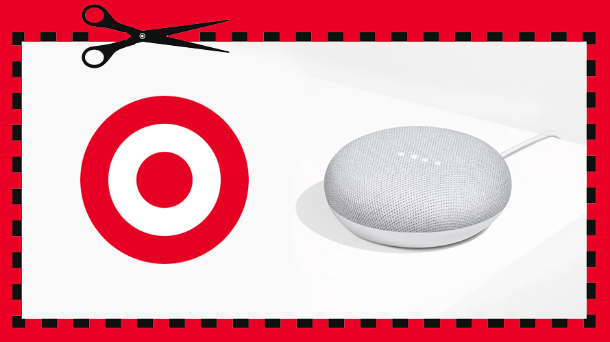Prime Google And Target Issue The First Voice Activated Coupon For Interior Design Ideas Pimpapslepicentreinfo