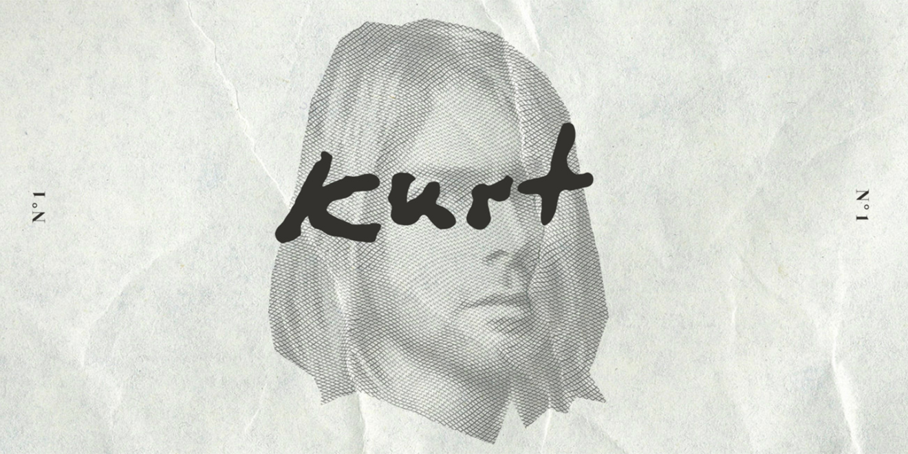 The Handwritings Of Kurt Cobain, David Bowie And John Lennon Are Now