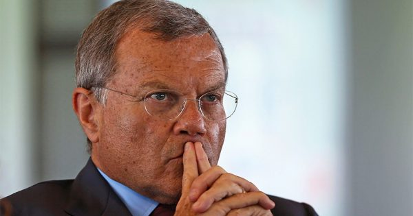 Ex-WPP CEO Martin Sorrell Had His Pay Slashed by 71% Last Year