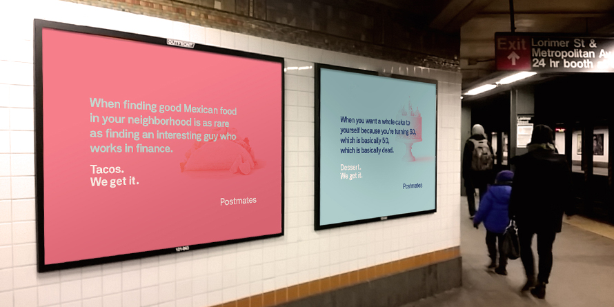 Postmates Is Trying to Impress Picky New Yorkers With Its