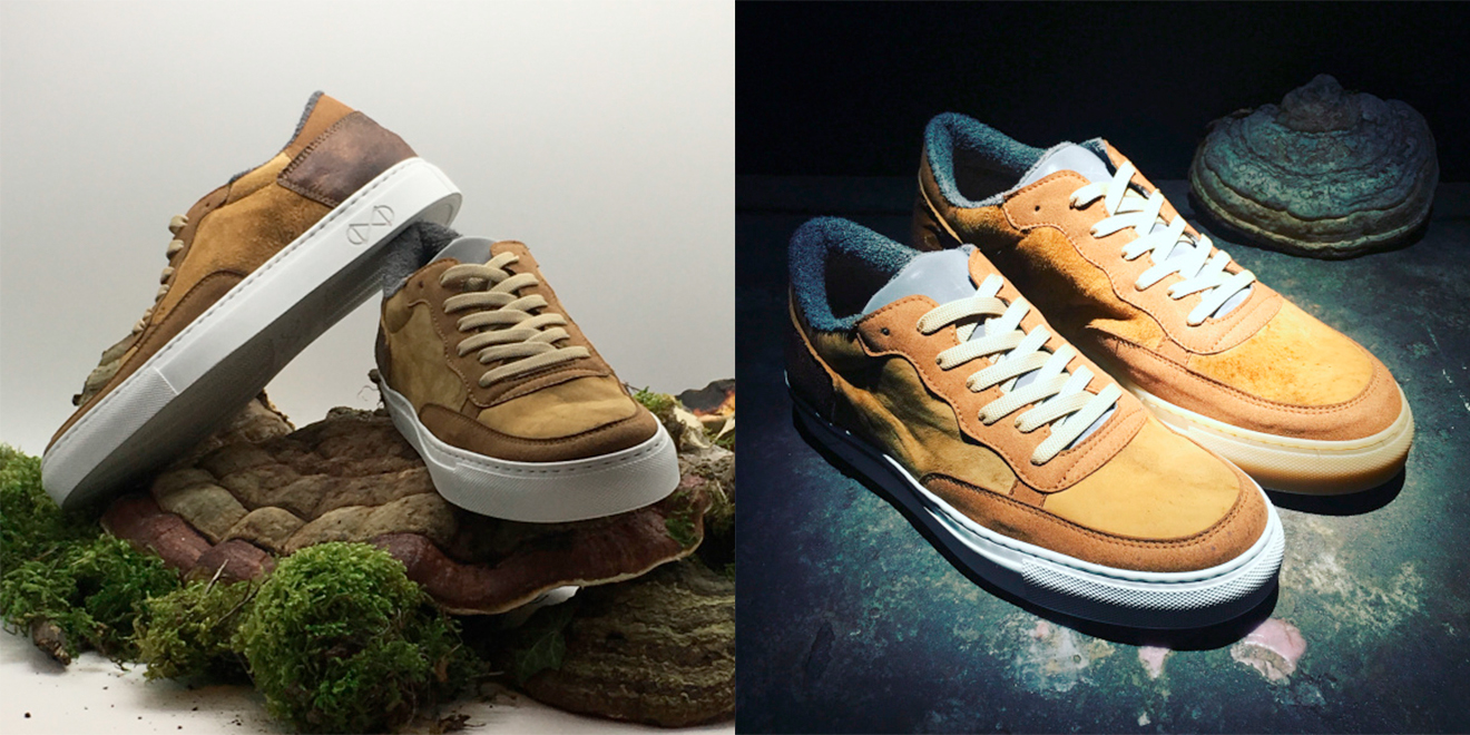 From Sustainable These Wmv80non ' Sneakers Vegan Mushroomstake Made y0wv8mOPNn