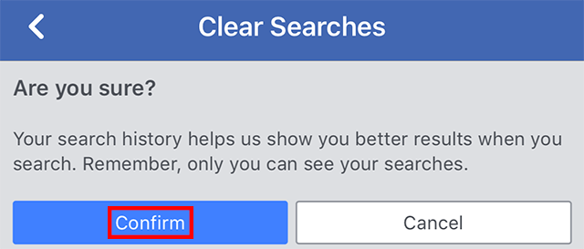 Facebook: Here's How to Clear Your Search History – Adweek