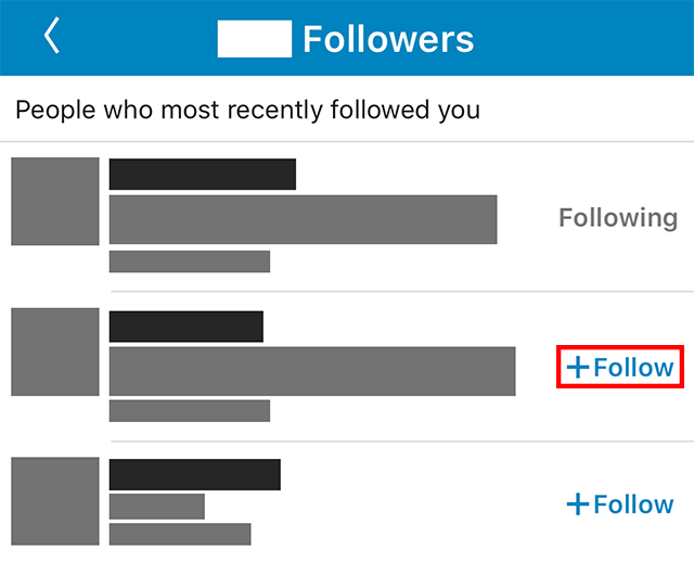 LinkedIn: Here's How to View Your Followers and Follow Them