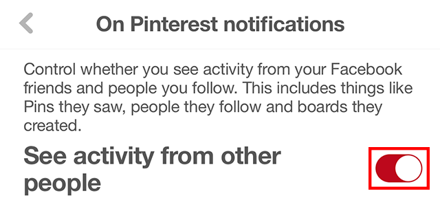 Pinterest: Here's How to Turn Off In-App Notifications – Adweek