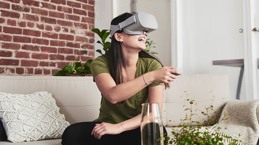 Facebook Hopes the Oculus Go Headset That It's Releasing