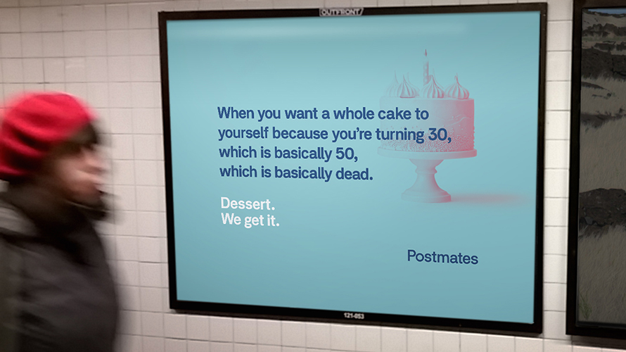 Why Postmates Agreed to Retract Its Tasteless Ad About Age, and