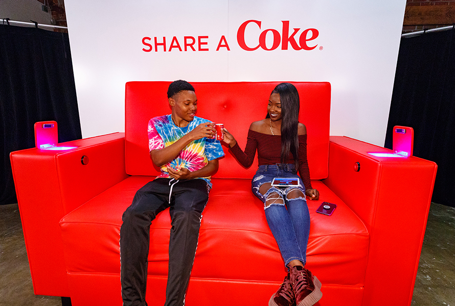 Coca-Cola Brings Back 'Share a Coke' Campaign With Sticker