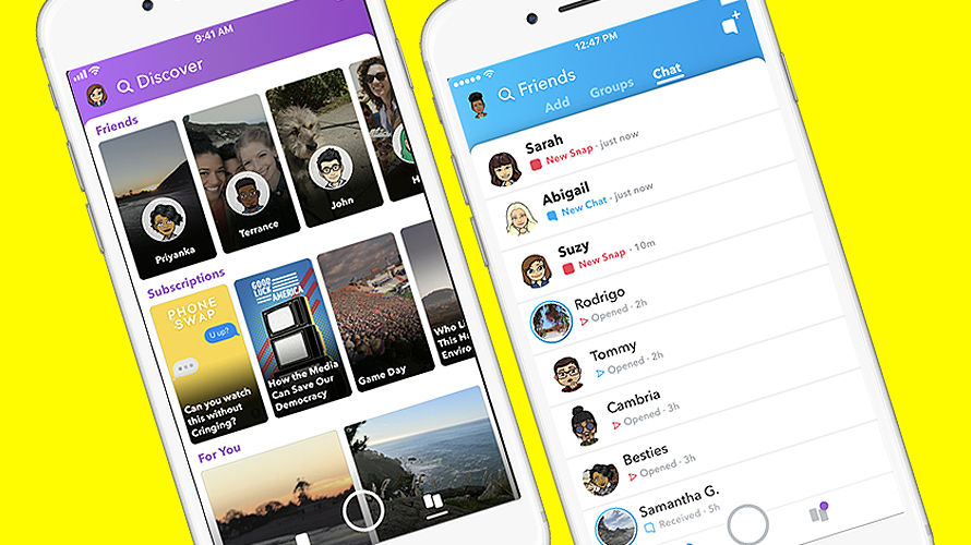 After Users Absolutely Hated Its Redesign, Snapchat Is Rolling Back