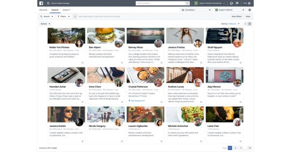 Influencer Marketing Is Going Mainstream With Facebook's Upcoming Tool