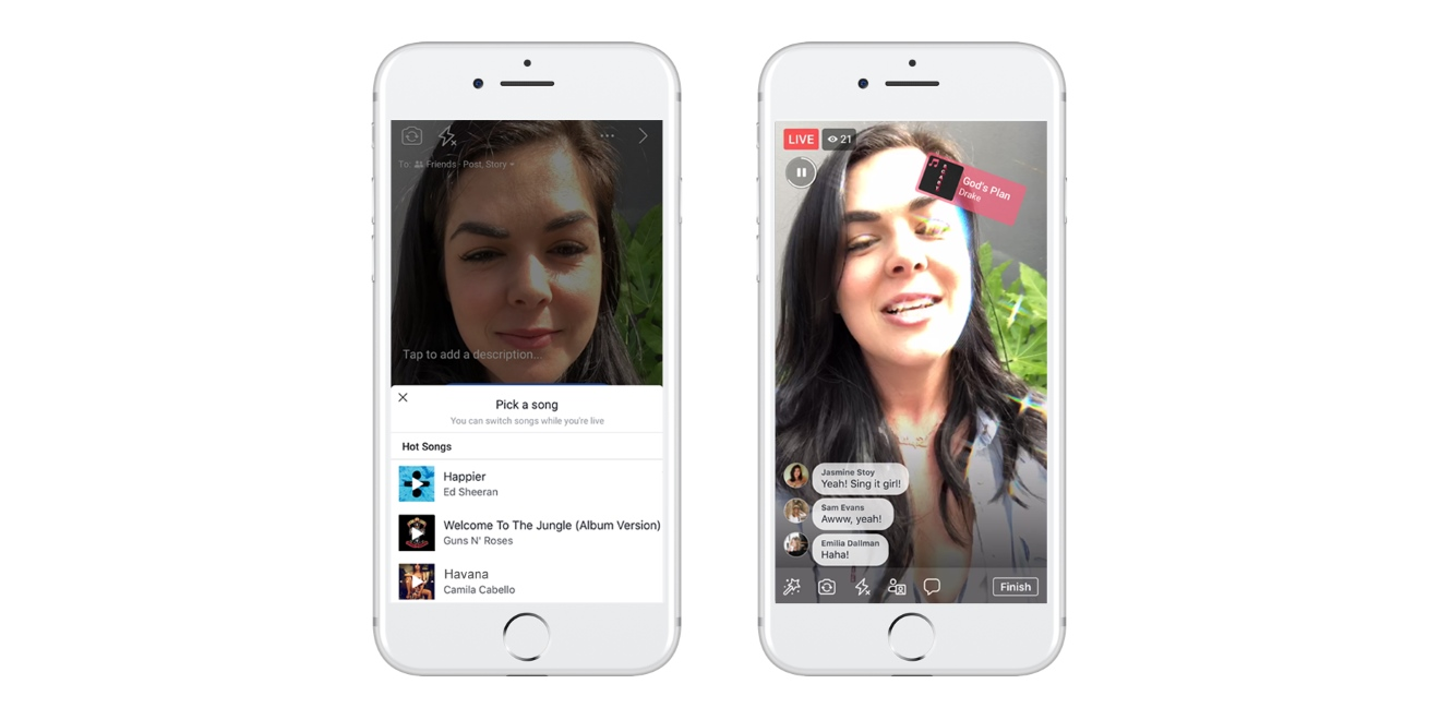 Facebook Users Will Be Able to Add Licensed Music to Their Videos