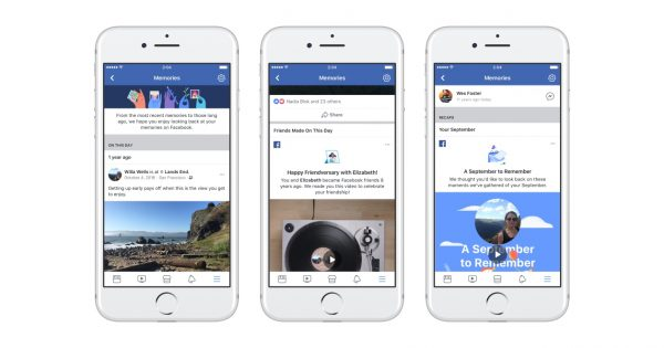 All of Your Memories on Facebook Can Now Be Found in One Place