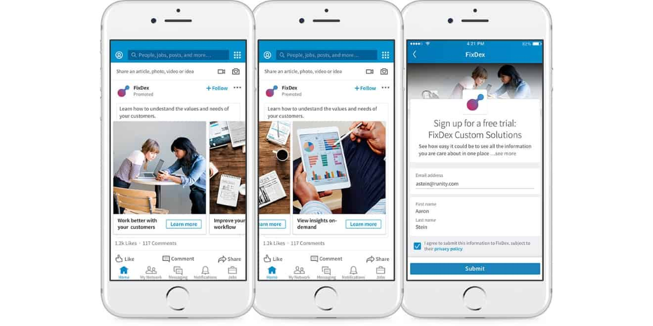 linkedin is finally offering carousel ads  u2013 adweek