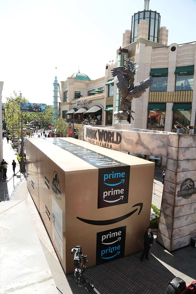 How Amazon Pulled Off Its Biggest Delivery Ever, a Masterpiece of Buzz Marketing