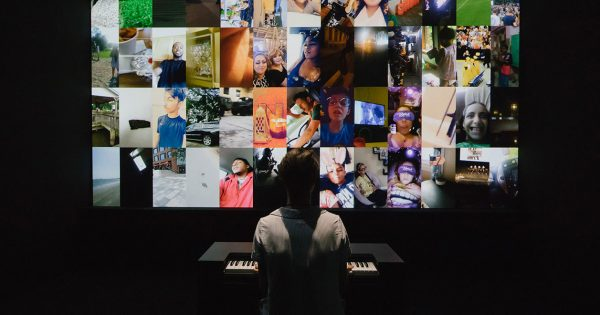 Inside Snapchat and Artist Christian Marclay's Sound-Inspired Cannes Installation