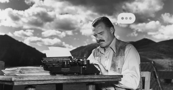 5 Tips Marketers Can Glean From Hemingway to Improve Their Storytelling Strategy