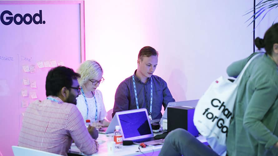 Amazon and Huge's Hackathon Helps Spur Social Good Ideas at Cannes